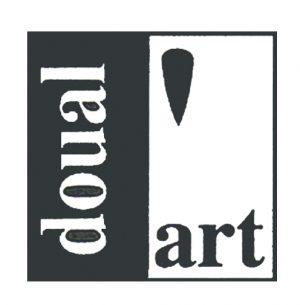 Logo Doual'Art Douala
