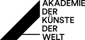 Logo Akademie der Künste der Welt