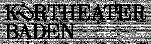 Logo Kurtheater Baden