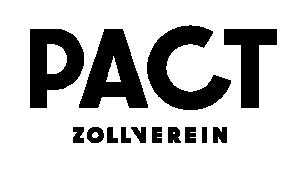 Logo Pact Zollverein ab 21