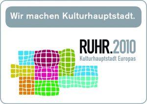 Logo Kulturhauptstadt Ruhr 2010