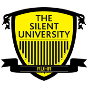 Logo Silent University Ruhr