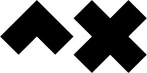 Logo HochX Theater und Live Art München