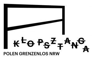 Logo Klopsztanga. Polen. Grenzenlos NRW