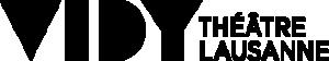 Logo Théâtre Vidy Lausanne