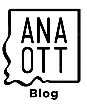 Logo Kassetten- und Vinyllabel Ana Ott