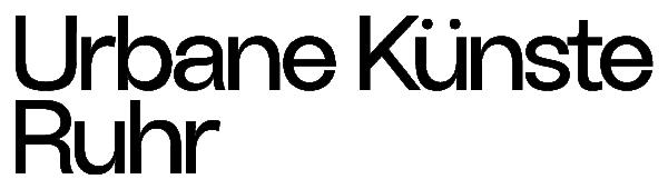 Logo Urbane Künste Ruhr 2018