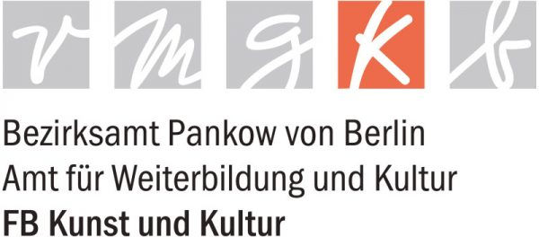 Logo Bezirksamt Pankow FB Kunst und Kultur