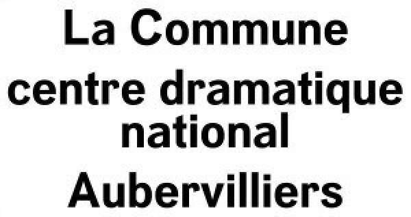 Logo Théâtre de la Commune Aubervilliers
