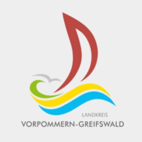 Logo Landkreis Vorpommern-Greifswald