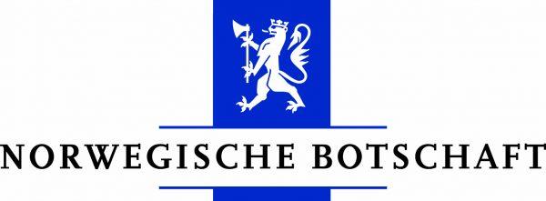 Logo Botschaft Norwegen