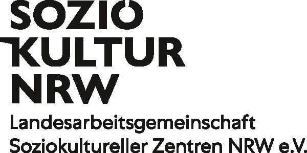 Logo LAG Soziokultur NRW