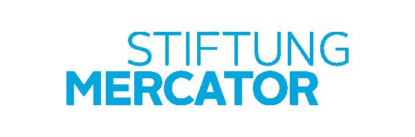 Logo Stiftung Mercator