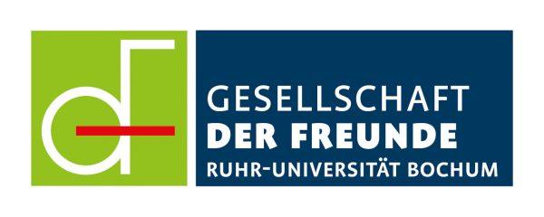 Logo Gesellschaft der Freunde der RUB