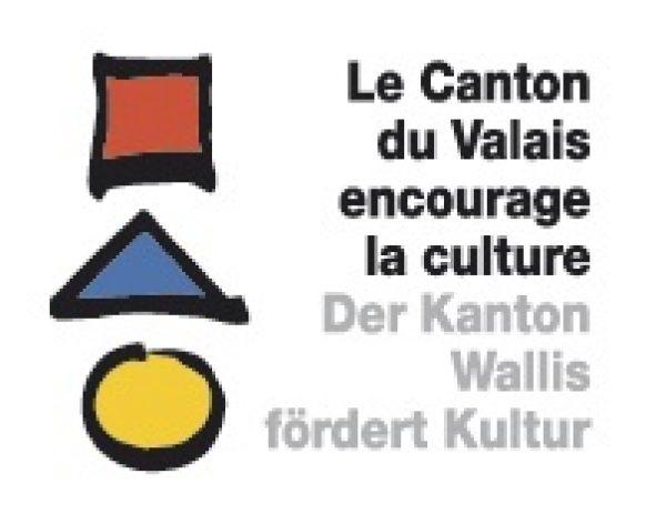 Logo Le Conseil de la Culture Etat du Valais